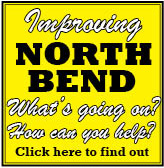 What's being done to improve North Bend?